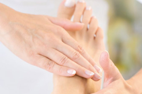 dr hauschka treatments foot treatment