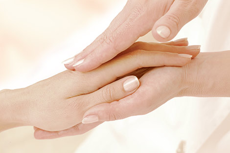 dr hauschka treatments hand treatment