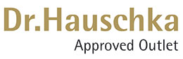 dr hauschka approved outlet logo